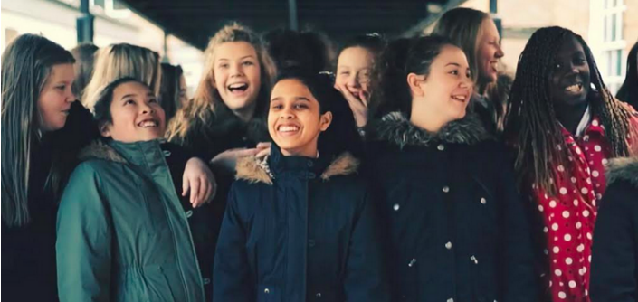 New film encourages positive approach to teenage friendships