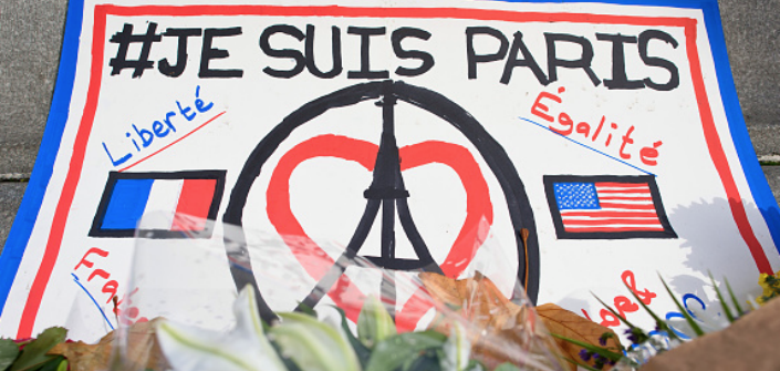 Love is stronger than hate - responding to Paris