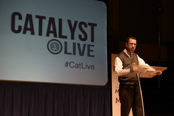 Yohanna Katanacho at Catalyst Live