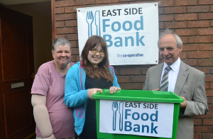 Swansea East foodbank