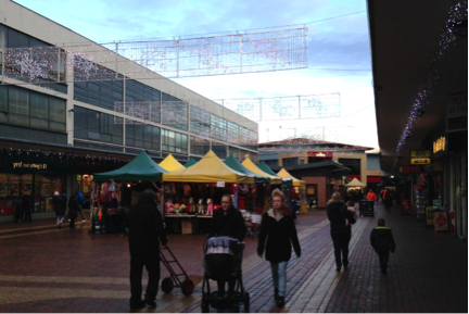 Wythenshawetowncentre
