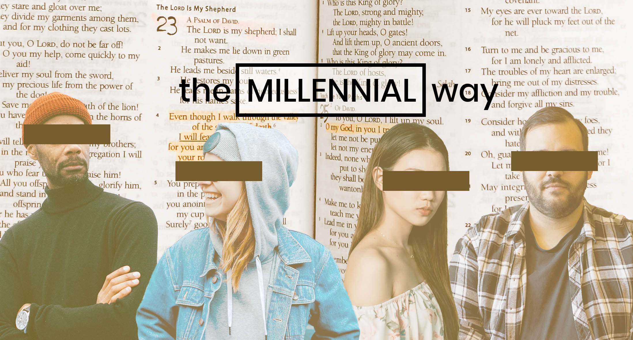 The millennial way
