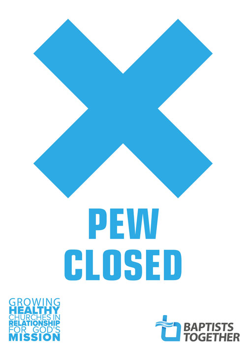 Pew-Closed