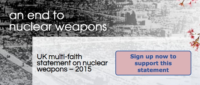 An end to nuclear weapons