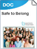 Safe to Belong DOC