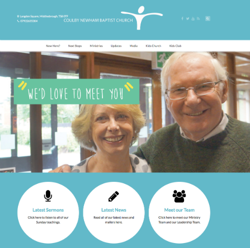 The Baptist Union of Great Britain : Website award for Baptist church Website award for Baptist church - 웹