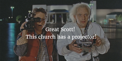Backtothefutureprojecter