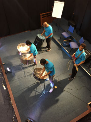 Barking Dellaway Steel Band