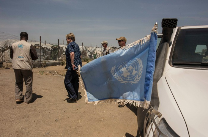 UN South Sudan Malakal