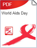 World Aids Day Bookcover