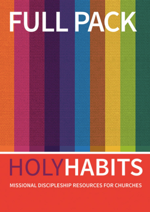 The Baptist Union of Great Britain : Holy Habits: Missional