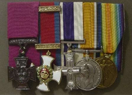 Hardy medals