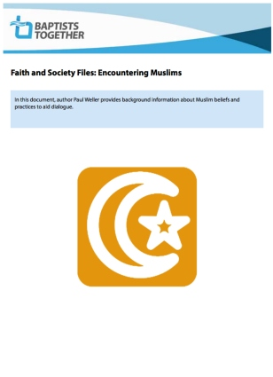 Encountering Muslims