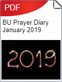 BU Prayer Diary Jan 19 Bookcov