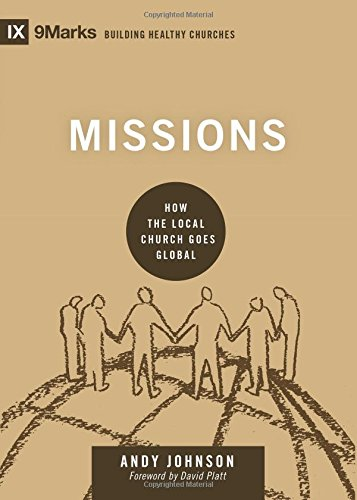 Missions Andy Johnson