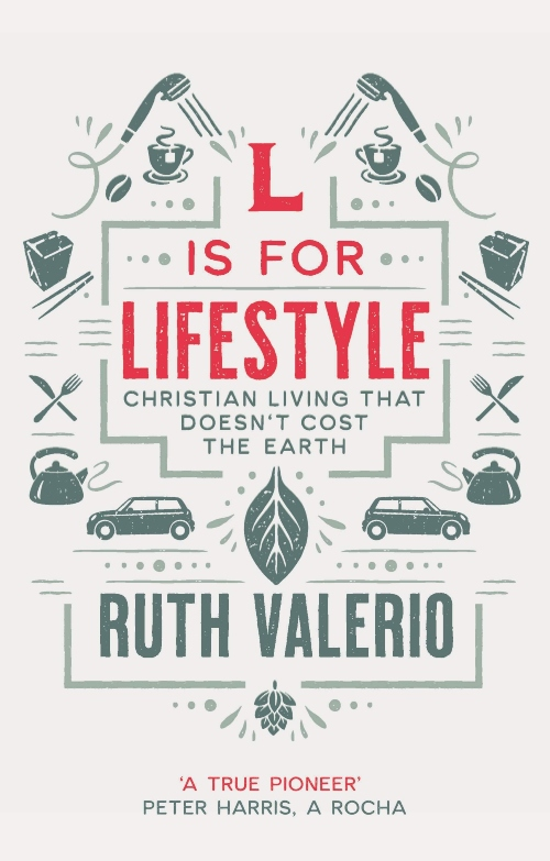 l is for lifestyle Ruth Valeri
