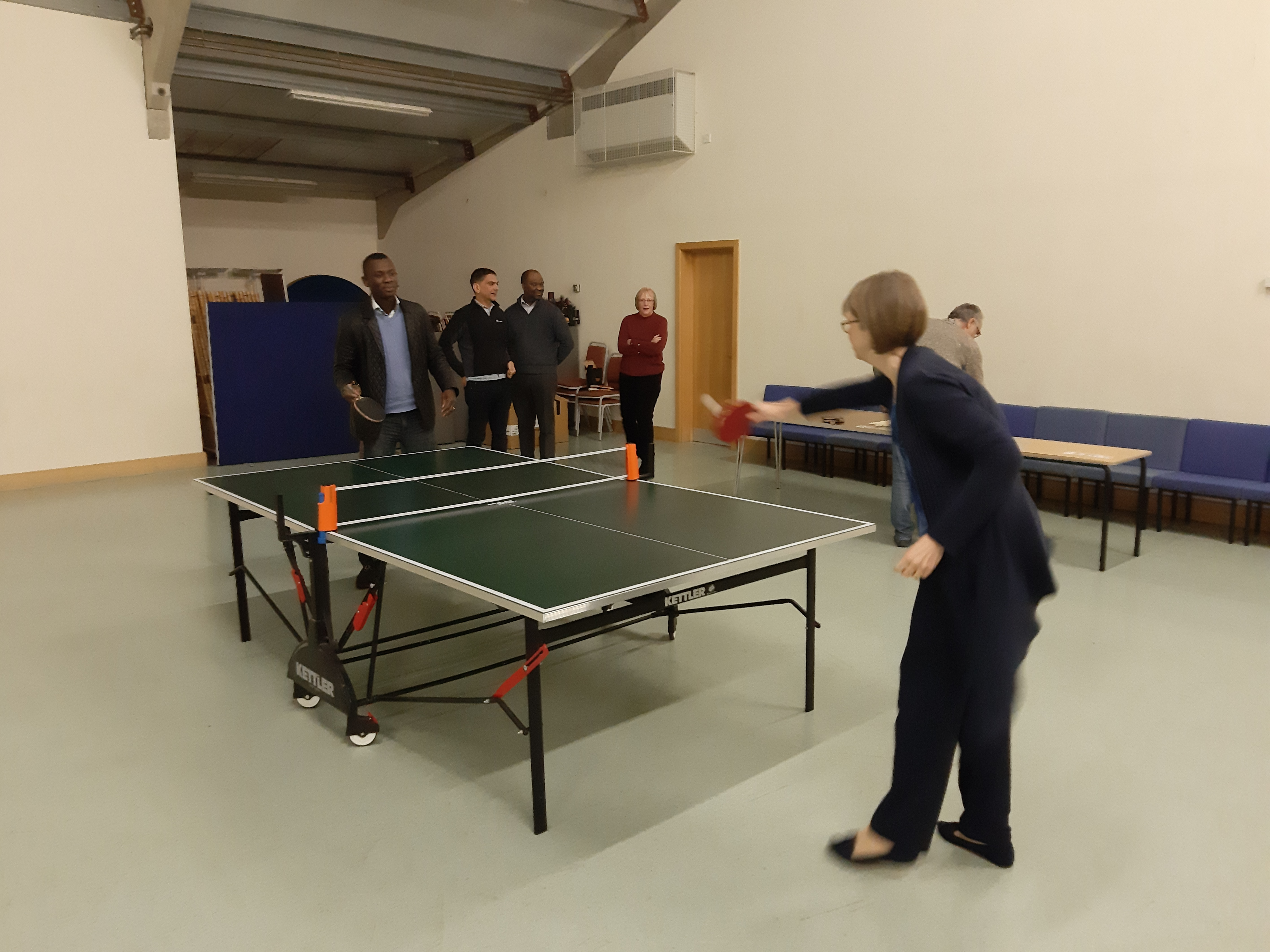 19'11'27 - BSG Table Tennis at