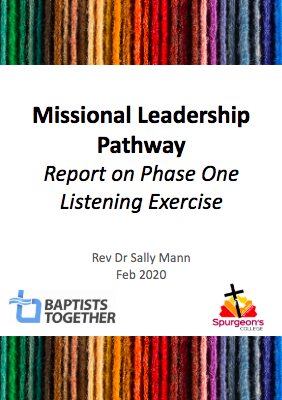 Missional leadership pathway
